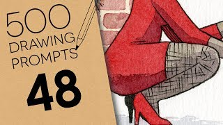 500 Prompts #48 - I'M NOT A FURRY, I SWEAR