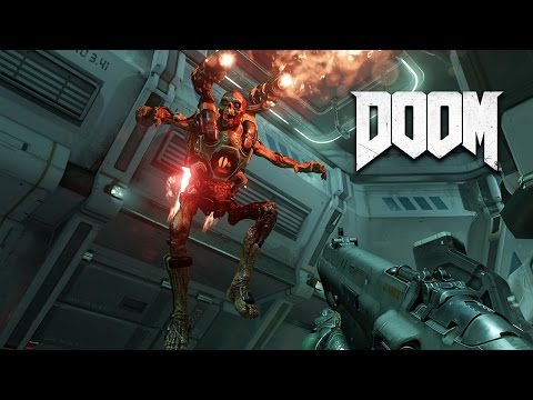 """DOOM """"Go to Hell"""" Official Trailer"""