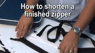Zippers Explained in Detail