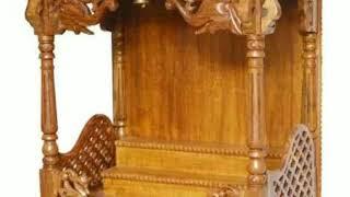 wooden temple, devghar, mandap, devara, poojaghar, Sheesham, Rosewood,
