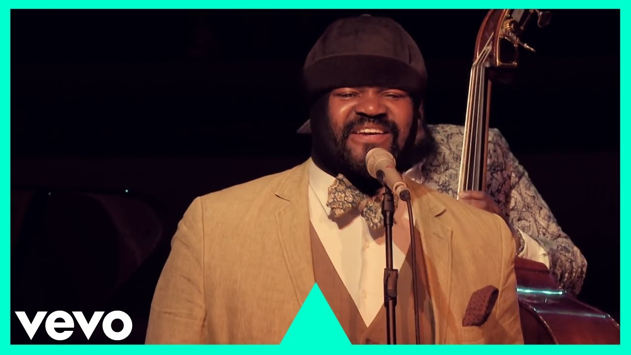 Gregory Porter - Holding On (Live In Berlin)