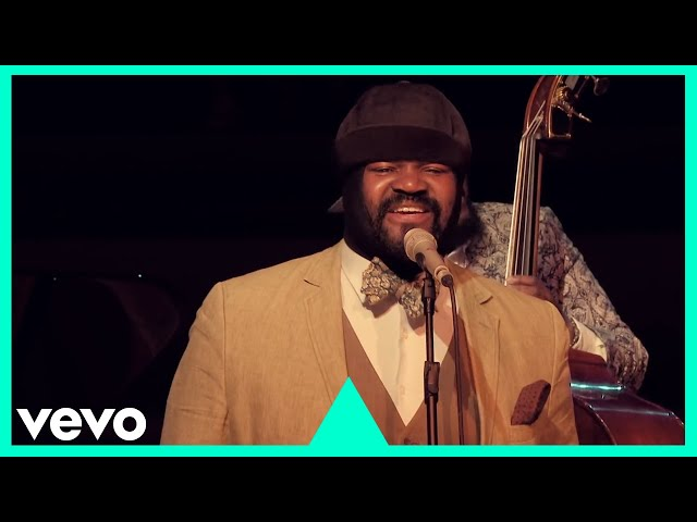 Gregory Porter – Holding On (Live In Berlin)