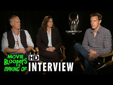 Terminator Genisys (2015) Official Movie Interview - Alan Taylor, Dana Goldberg & David Ellison