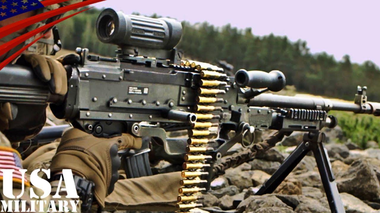m240l machine gun