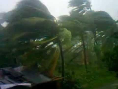 Super Typhoon Pablo hits Monkayo