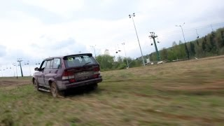 SsangYong Musso Test Drive