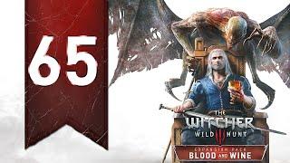 Witcher 3 Blood and Wine DLC [Part 65] - Vampire Torture Porn