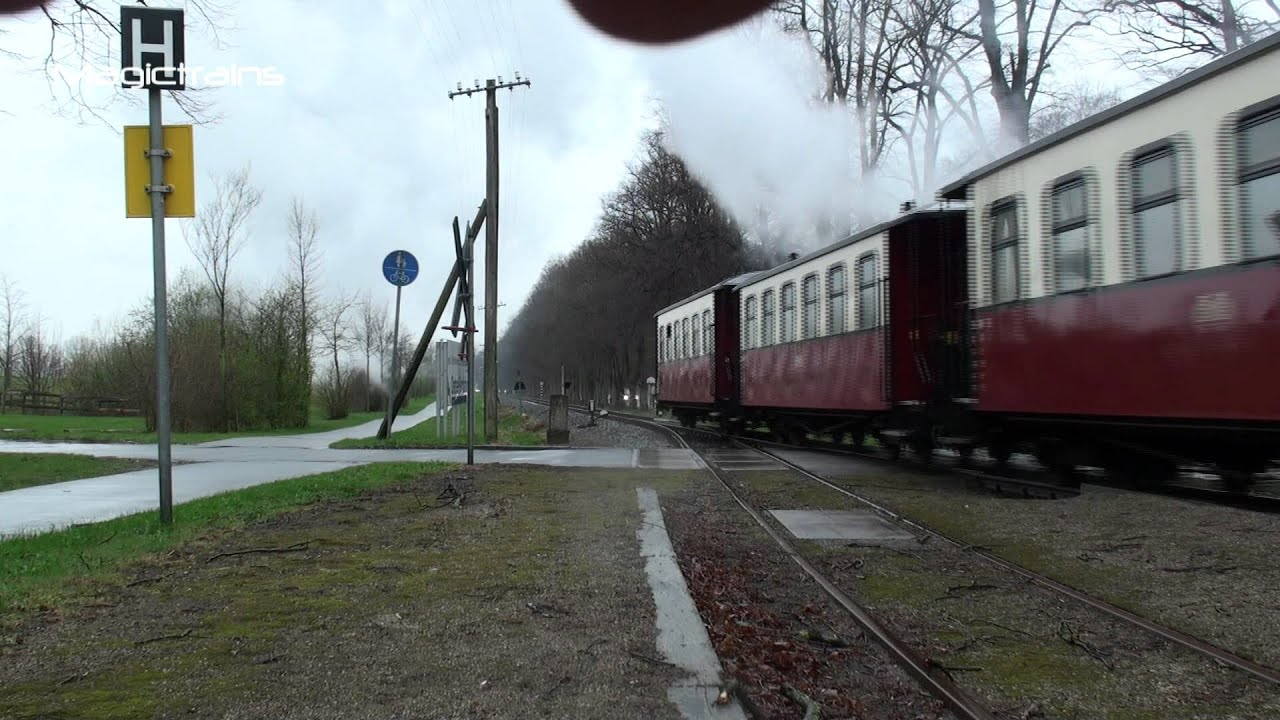 rostock molli rennbahn bad doberan heiligendamm k hlungsborn steam train youtube. Black Bedroom Furniture Sets. Home Design Ideas