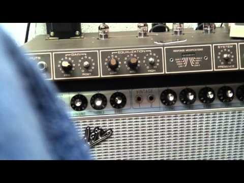 Peavey VTM60 - Gibson Midtown P90