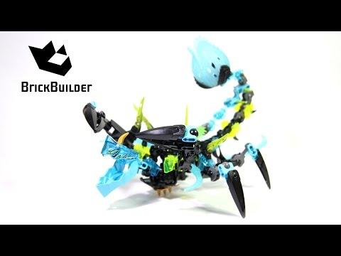 Lego Hero Factory 44024 + 44026 + 44029 - Speed Build
