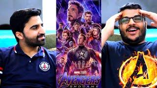 #نقاش Avengers: Endgame ثانوس هو البطل