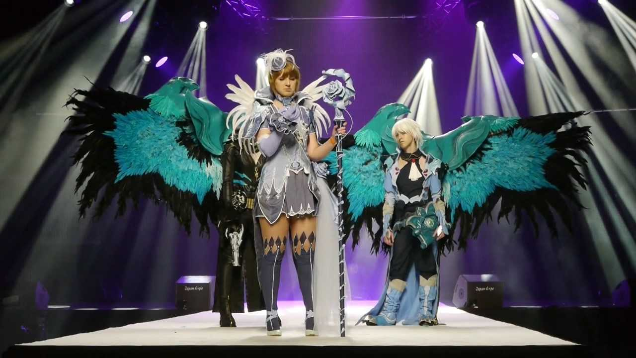 Aion Cosplay japan expo 2013 - concours cosplay general vendredi - 04 - aion
