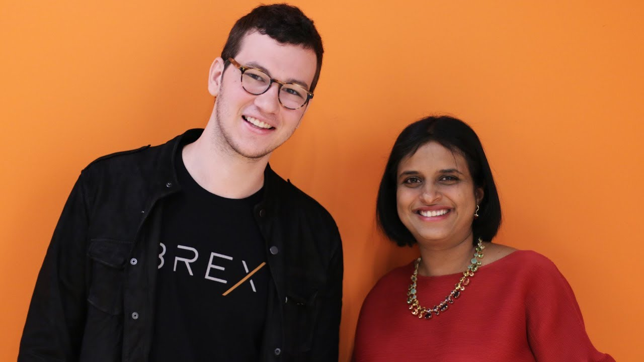 Henrique Dubugras and Anu Hariharan Discuss Brex's Corporate Card For Startups