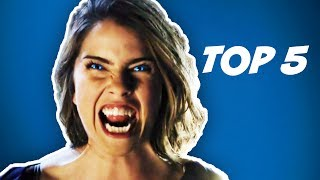 Teen Wolf Season 4 Episode 1 - Top 5 WTF Moments