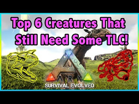 TOP 6 Creatures That Need Some TLC To Make Them Better!