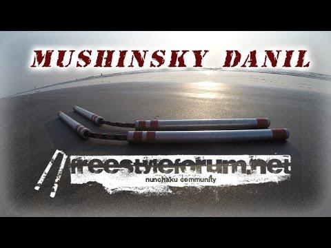 Nunchaku Freestyle - Mushinsky Danil. WC2016