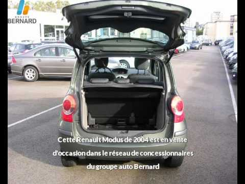 renault modus occasion en vente besan on 25 par renault besancon youtube. Black Bedroom Furniture Sets. Home Design Ideas