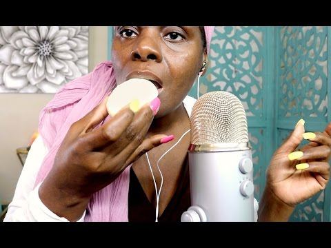 Download Youtube: Peanut Butter ASMR Eating Sounds/White Chocolate