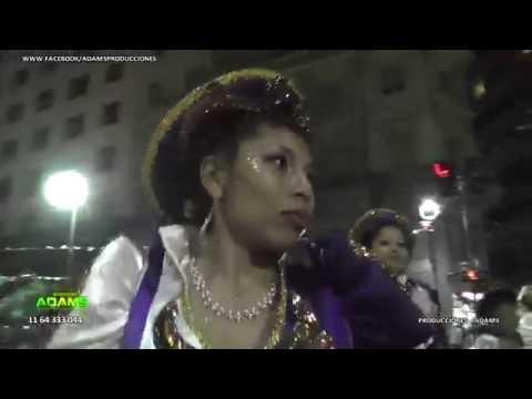 Plaza De Mayo - Entrada Folklorica Integración Bolivia Argentina P2
