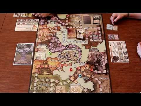Table For Two Show  S02xE05 Cross Hares!  Two Player Game Reviews!