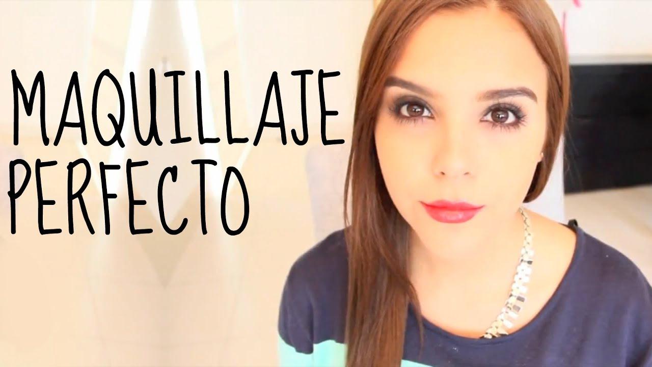 ¡MAQUILLAJE PERFECTO PARA TU COLOR DE PIEL!♥ ,Yuya , YouTube
