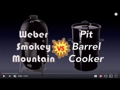 Hanging ribs in the Weber Smokey Mountain & comparing it to the PBC | Road to Rib Town - Ep 10