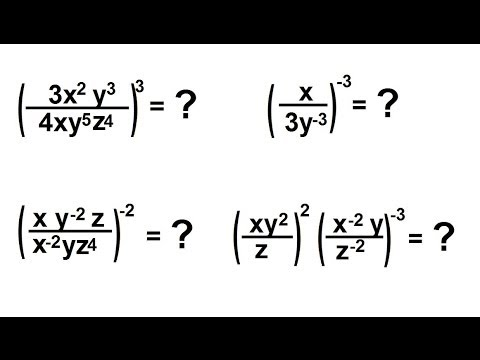 PreCalculus - Algebra Fundamental Review (5 of 80) Simplifying Square Roots & Exponents Ex. 2