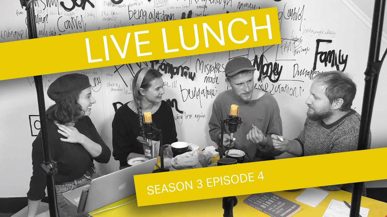 Body Image | #LiveLunch - Season 3 Episode 4 Cover Image