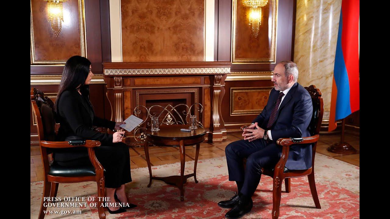Տեսանյութ.Ղարաբաղը  Ադրբեջանի հսկողության տակ նշանակում է Ղարաբաղն առանց հայերի, ինչը ցեղասպանություն է. Փաշինյանը՝ Al Arabiya-ին