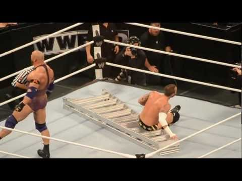 WWE Raw - Tampa Bay Times Forum - 01/07/13 - My First Live WWE Experience