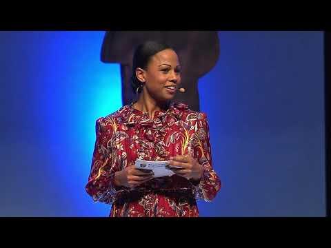 Augustgalan 2017: Alice Bah Kuhnke presenterar Lilla Augustpriset