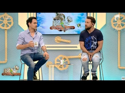 Vineri, Răzvan și Dani vor fi înlocuiți de la emisiunea Neatza! Cine va prezenta în locul lor