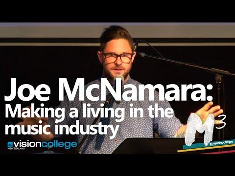 M3 Talks: Joe McNamara - Making a Living in the Music Industry