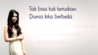 Video Isyana Sarasvati - Tetap Dalam Jiwa (Lyrics Video) download MP3, 3GP, MP4, WEBM, AVI, FLV Oktober 2017