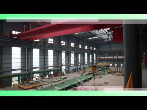 Totally 20sets 125t,10020t, 80t, 325t, 205t Double Girder Overhead Crane for Steel Company---Dafang