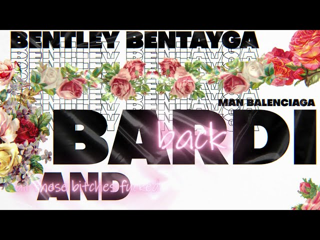 Cardi B - Up [Official Lyric Video]