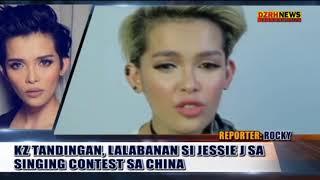KZ TANDINGAN, SASABAK SA SINGING CONTEST SA CHINA