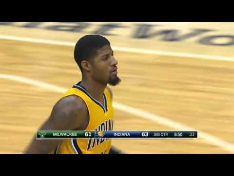 Milwaukee Bucks vs Indiana Pacers | December 31, 2015 | NBA 2015-16 Season