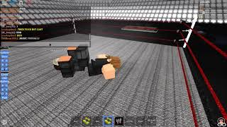 WWE Roblox: Shawn vs Pete Dunne WWE Us title- raw old school-nhb p5