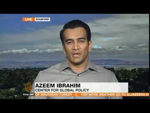 Al Jazeera - Global leaders warn Aung Sun Suu Kyi over Rohingya  - Azeem Ibrahim