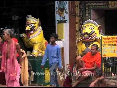 Lingaraja Temple in Bhubaneshwar