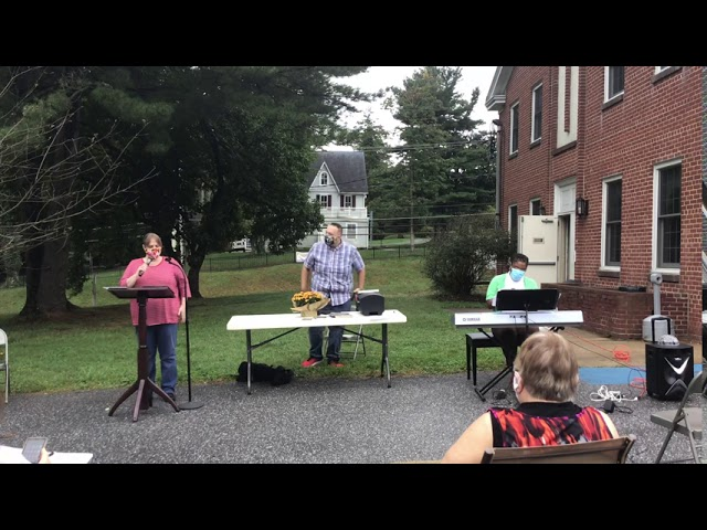 Outdoor Worship - Sunday, September 27, 2020 at 10am