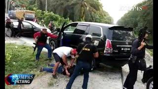 Penyelundupan 81 Kg Sabu di Sumut Digagalkan