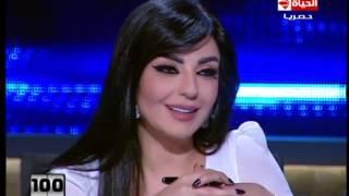 100 سؤال -  حلقة الإعلامي طوني خليفة مع الإعلامية راغدة شلهوب السبت 19-3-2016