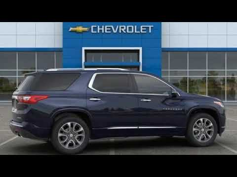 New 2020 Chevrolet Traverse WISCONSIN, WI #X313