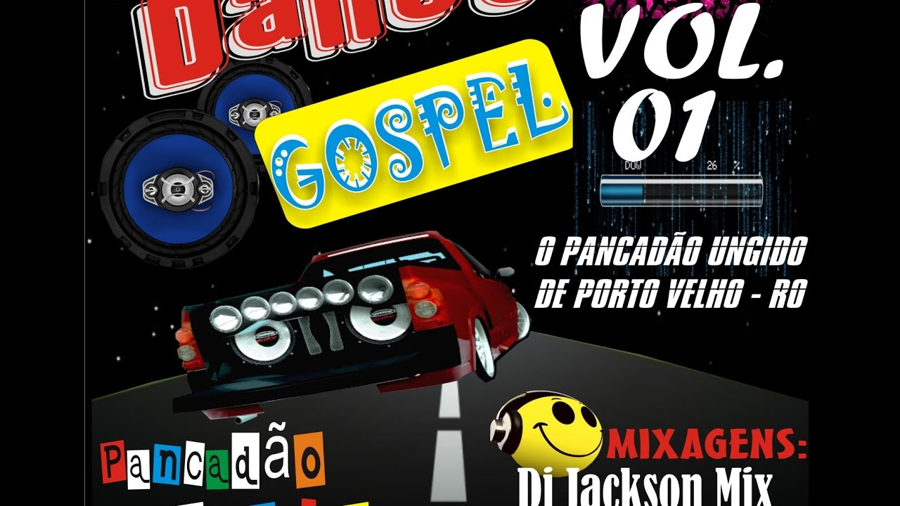 cd mixagem gospel
