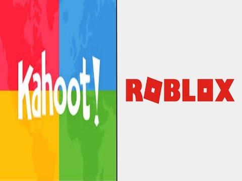 Kahoot abd roblox!!!