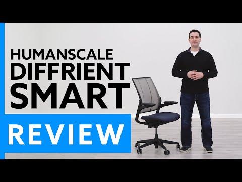 Humanscale Diffrient Smart Mesh Chair Review