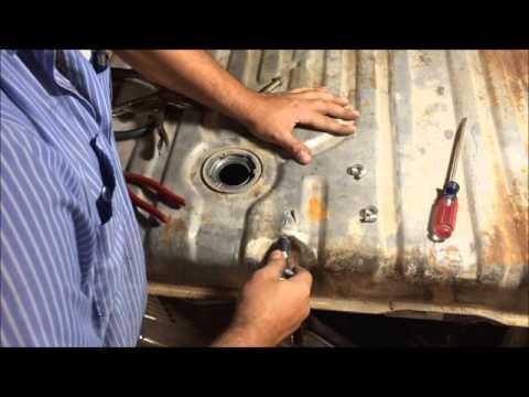how to make a fuel vapor return line chevelle GM