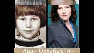 """Как менялись актёры сериала """"Интерны"""""""